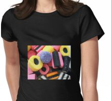 Liquorice Allsorts - You May Take One! Womens Fitted T-Shirt