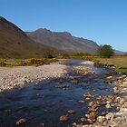 Fisherfield - Scottish Higlands by Kat Simmons