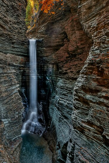 Cavern Cascade by JHRphotoART