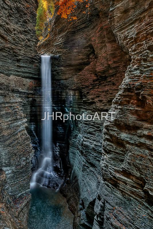 Cavern Cascade by JHRphotoART