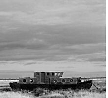 Big Sky Boat by Yampimon