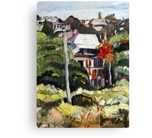 Windsor Hillside Canvas Print