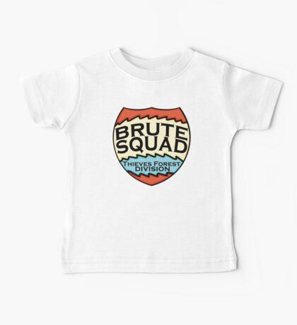 We are the Brute Squad Baby Tee
