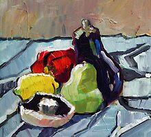 Still Life Study by Paul  Milburn