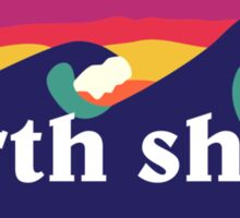 North Shore Sticker
