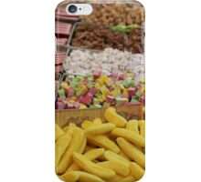 Banana candy - with a hint of candy cubes iPhone Case/Skin