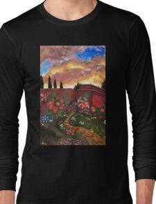 """""""Jardìn""""  Long Sleeve T-Shirt"""