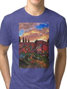 """""""Jardìn""""  Tri-blend T-Shirt"""