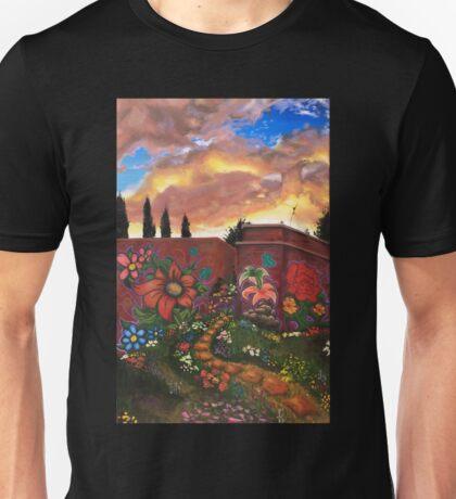 """Jardìn""  Unisex T-Shirt"
