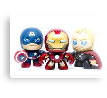 Avengers Assemble Metal Print