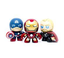 Avengers Assemble by GavinScott