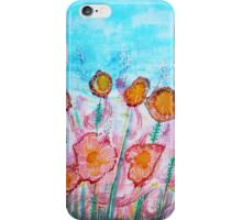 Floral Vibrant iPhone Case/Skin