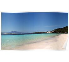 Two Peoples Bay Poster