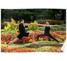 Yoga 8 Poster