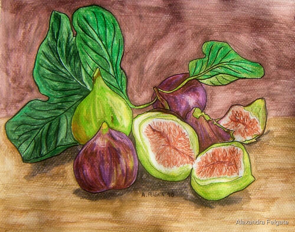 Figs by Alexandra Felgate