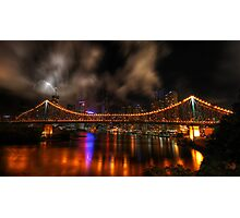 Story Bridge - Brisbane Photographic Print