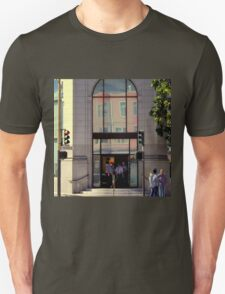 Windows And Doors In A Window Unisex T-Shirt