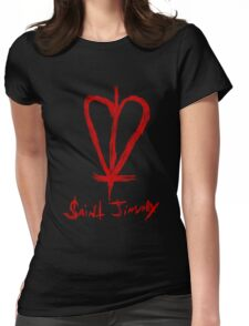 Saint Jimmy Womens Fitted T-Shirt