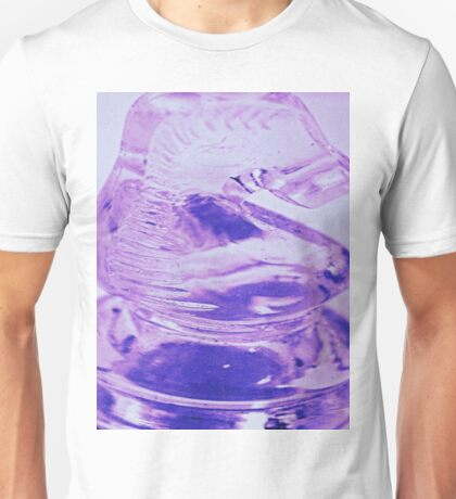 looking into the glass horse  Unisex T-Shirt