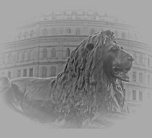 The British Lion by Al Bourassa
