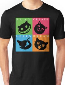 Cat Mode Unisex T-Shirt