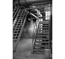 Steamy Photographic Print