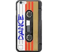 Dance Music Cassette Tape  iPhone Case/Skin