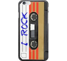 I Rock and Roll - Cassette Tape Music iPhone Case/Skin