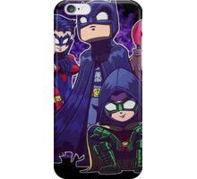 batman and friend iPhone Case/Skin
