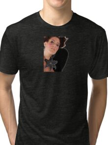 Foxy Roxy Tri-blend T-Shirt