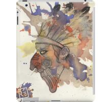 Native Ink iPad Case/Skin