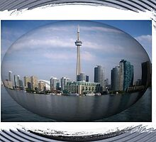 City of Toronto! by sendao