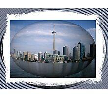 City of Toronto! Photographic Print