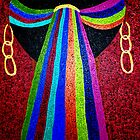 Rainbow Locs by Laurelyn Johnson