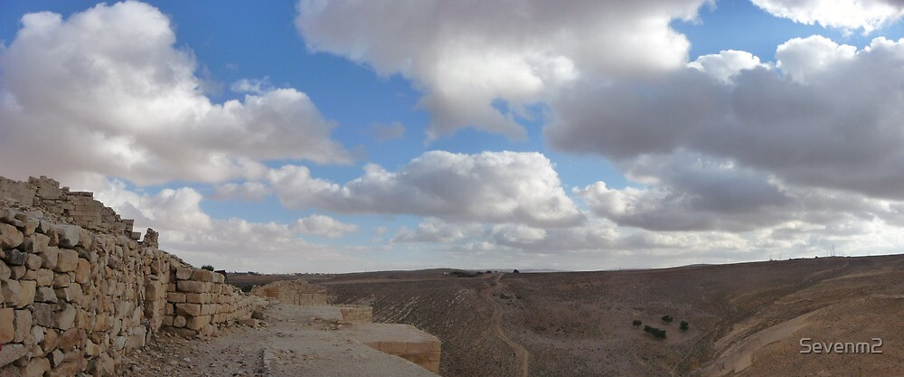 Ash Shubak Castle Jordan by Sevenm2