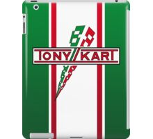 Tony Kart iPad Case/Skin