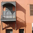 Balcony Marrakech Morocco by Sevenm2