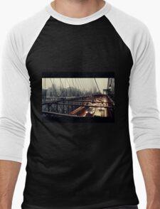 BB. Men's Baseball ¾ T-Shirt
