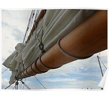 Tall Ship - Peace Maker Poster
