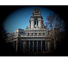 Mariners' Memorial, London Photographic Print