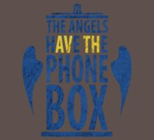 The angels have the phone box Kids Clothes