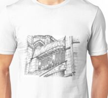 Chartres Cathedral.  Unisex T-Shirt