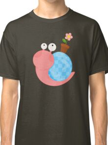 Snail (female) Classic T-Shirt