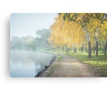 Lake Burley Griffin Metal Print