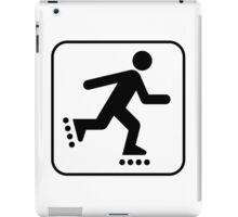 Roller Skating iPad Case/Skin