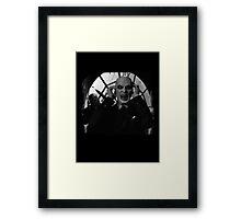 Explode (TSHIRT) Framed Print