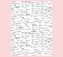 Math Formulas And Numbers Kids Clothes