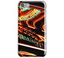 Amusing reflections iPhone Case/Skin