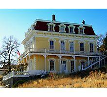 """Savage Mansion"" Photographic Print"