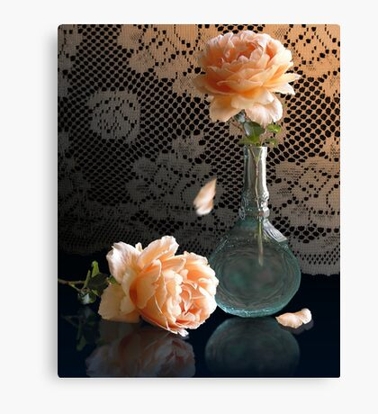 Roses for Mum Canvas Print